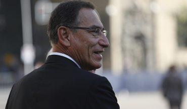 Expresidente Vizcarra se disculpa tras escándalo en Perú por vacunación anticipada de autoridades