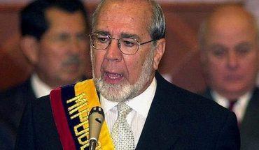 Falleció expresidente de Ecuador Gustavo Noboa