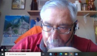 Falleció profesor que daba clases usando un tanque de oxígeno en Perú