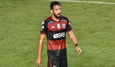 Flamengo de Isla venció al Inter de Porto Alegre y es líder del Brasileirao