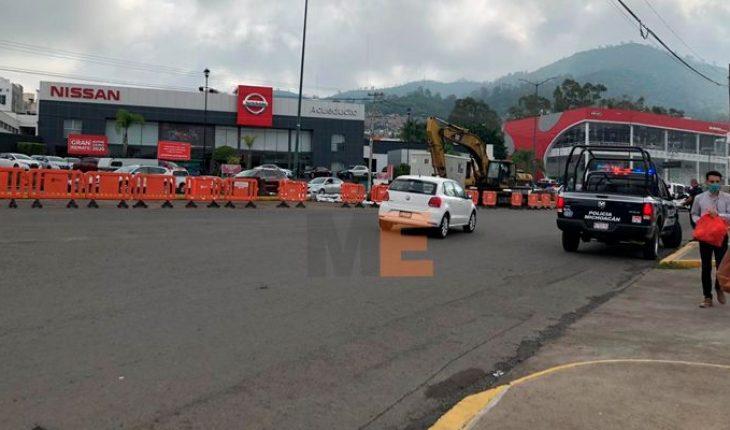 Gobierno estatal licitó distribuidor de Mil Cumbres a empresa que incumplió en Madero poniente