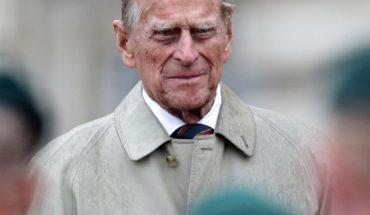 Infección deja en el hospital al Príncipe Felipe de 99 años