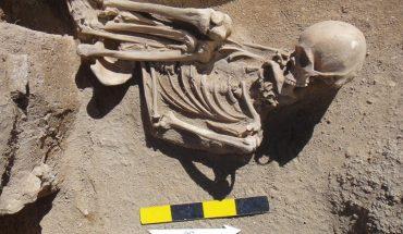 Investigadoras argentinas registran 12 tumbas de hasta 6000 años de antigüedad
