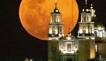 La Luna de Nieve despide al mes de febrero y así fue capturada alrededor del mundo