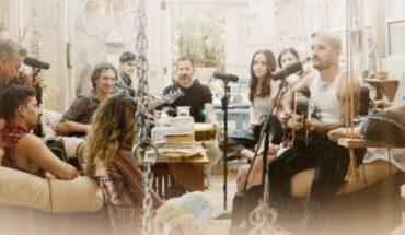 """Los Montaner presentan """"Amén"""" en versión acústico"""