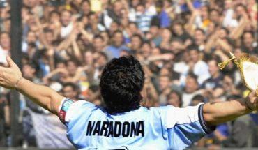 Maradona, una joven, sus días internados y una historia que lloramos todos