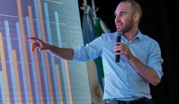 """Martín Guzmán, desde México: """"bajar la inflación es una prioridad"""""""