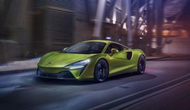 McLaren Artura, así se llama la nueva bestia híbrida con más de 670 CV