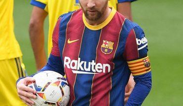 Messi y el Barca, por puntos para subir de puesto