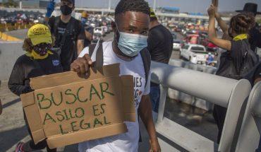 México prometió empleo a solicitantes de asilo; en 2 años registró a 64