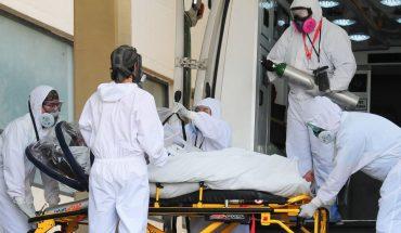 México suma 832 muertes y llega a las 179 mil defunciones por COVID