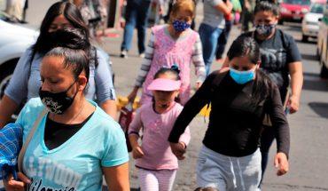 Michoacán se mantiene por encima de los 200 casos diarios de COVID-19