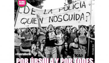 Ni Una Menos convocó una marcha en reclamo de justicia por el femicidio de Úrsula