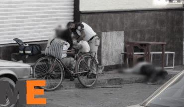 Pareja de la tercera edad sufre agresión a balazos, la mujer muere en Zamora