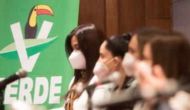 Partido Verde amenaza romper con Morena por 'robo' de legisladoras