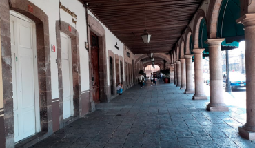 Permiten apertura de negocios en fines de semana en Morelia