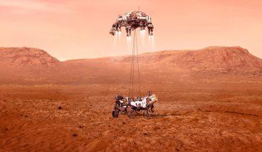 Perseverance: Explorador de la NASA se posó sobre la superficie de Marte y envió primeras imágenes