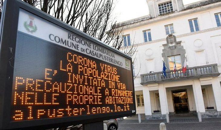 Preocupación en Italia tras alcanzar una tasa de positivos en testeo de Covid-19 cercana al 7%