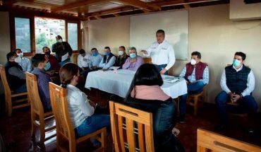 Salvador Barrera Medrano, presidente municipal de Tacámbaro, se integra al proyecto de Raúl Morón