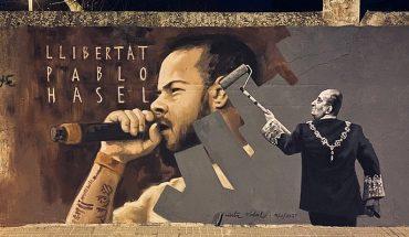 Segundo día de masivas protestas en España en apoyo al rapero Pablo Hasél