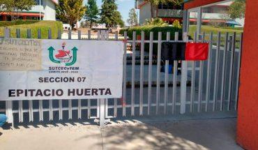 Sin visos de solución, cumple 10 días huelga sindicalizados del Cecytem
