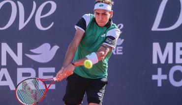 Tabilo cayó ante el argentino Cerúndolo en semifinales del Challenger de Concepción