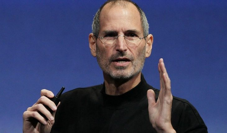 Un día como hoy, pero de 1955, nacía Steve Jobs