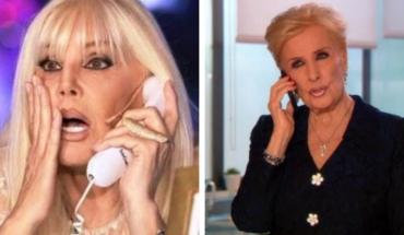 Un hombre se quedó con el antiguo número de Mirtha Legrand y confesó que atendió a Susana Giménez borracho