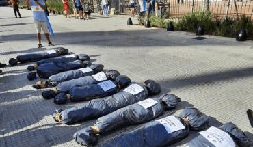 Vacunas VIP: Alberto Fernández repudió la puesta en escena de las bolsas mortuorias