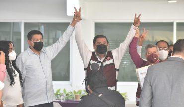 Válidas protestas contra Salgado, pero quién está detrás, cuestiona AMLO