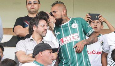 """Vidal molesto por límite al ascenso de la Segunda División: """"Basta con el abuso"""""""