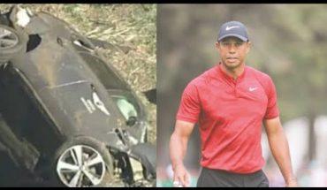 ¡Tiger Woods se salva de milagro! | La Bola del 6