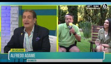 Alfredo Adame coquetea en plena entrevista | El Chismorreo