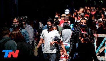 Coronavirus en Argentina | El Ministerio de Salud registró 12.725 nuevos casos en las últimas 24hs
