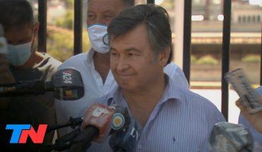 """Daniel Pelegrina, Presidente de la SRA: """"Fue un error del Gobierno que ya fue levantado"""""""