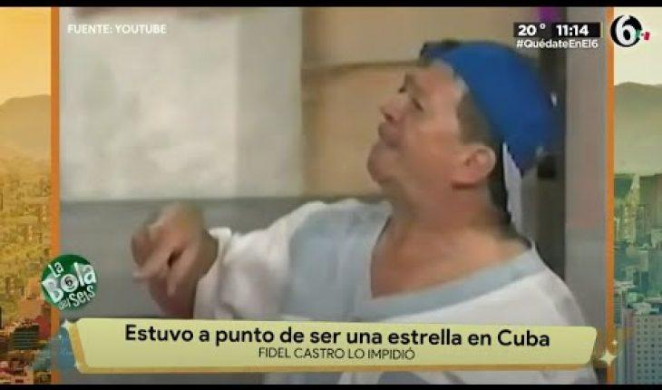 Fidel Castro impidió el éxito de Chabelo   La Bola del 6