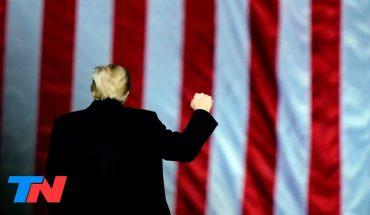 La Cámara de Representantes aprobó un segundo juicio político contra Donald Trump