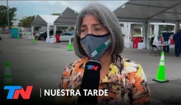 La alcaldesa de Miami en TN: siguen las quejas por el turismo sanitario y los viajes para vacunarse