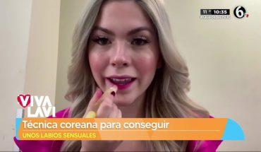 La técnica para conseguir unos labios sensuales | Vivalavi