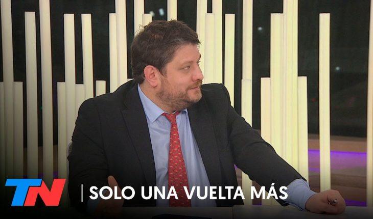 """Nicolás Wiñazki: """"El vacunatorio en el Ministerio de Salud se armó por Verbitsky"""""""
