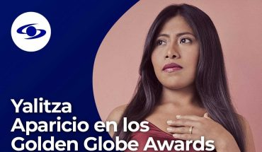 Yalizta Aparicio, ganadora del Oscar por Roma, extiende la invitación a los Golden Globe Awards