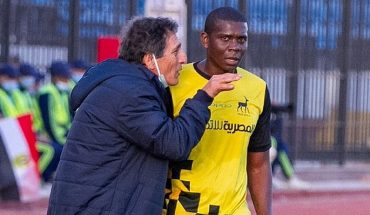 Wadi Degla de Mario Salas es colista tras nueva derrota en la liga egipcia