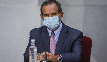 "Andrés Allamand and immigrant vaccination: ""I should have been clearer"""