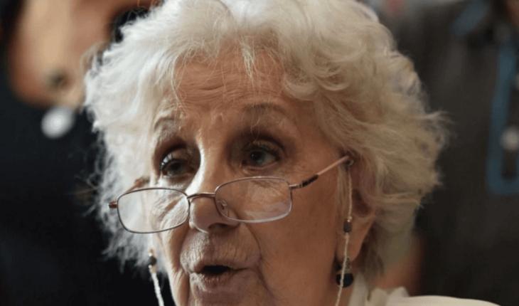 """Carlotto's Estela called Patricia Bullrich a """"monster"""""""