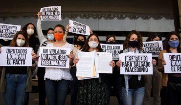 Citizen Movement promotes political trial against Felix Salgado