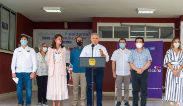 Colombia: those who vacute early will face five-year prison sentences