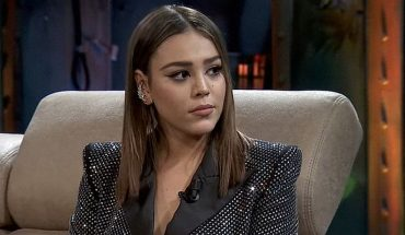 Danna Paola revealed that she was drugged by several men in Madrid who tried to abuse her