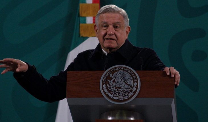 Electricity in the north has been restored to 80%: AMLO