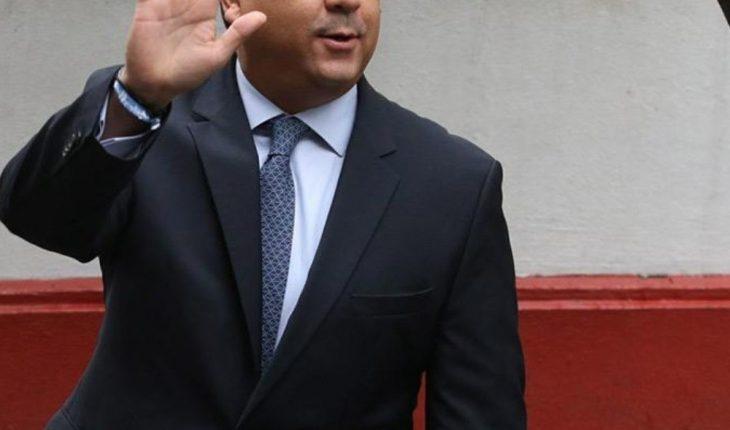 FGR calls on MPs to disagrate Garcia Cabeza de Vaca