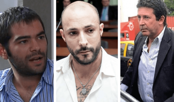 Fabian Rossi, Federico Elaskar and Leonardo Fariña were sentenced to 5 years in prison